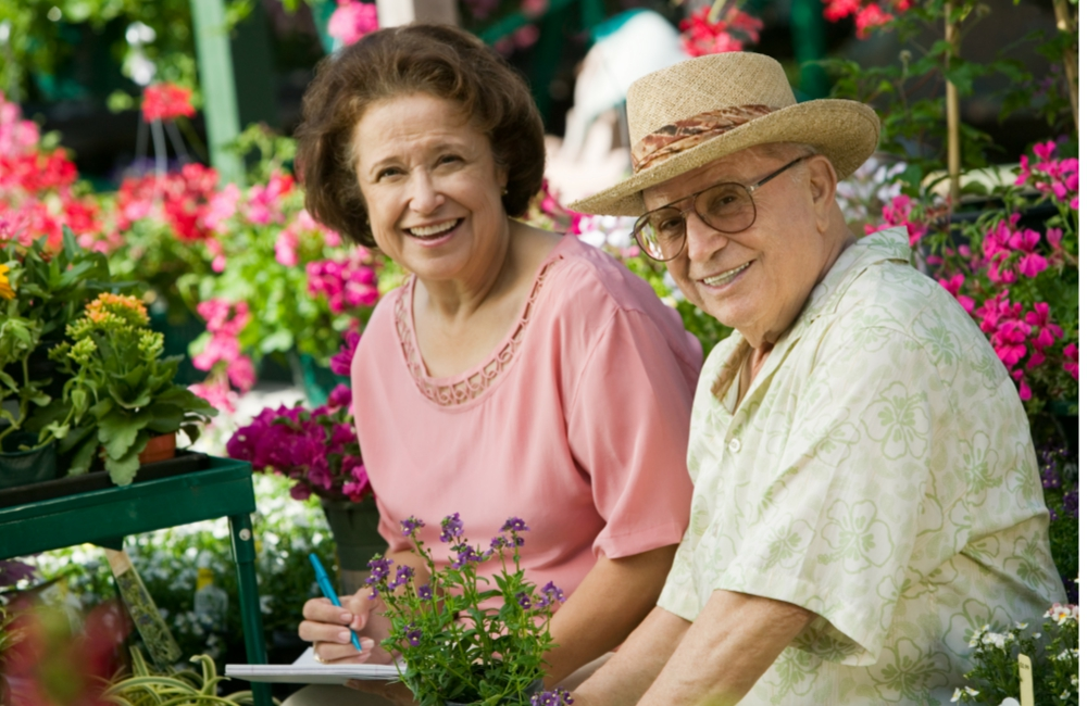 Green Spaces May Prevent Frailty in Seniors