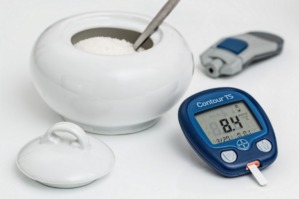 blood sugar test diabetets